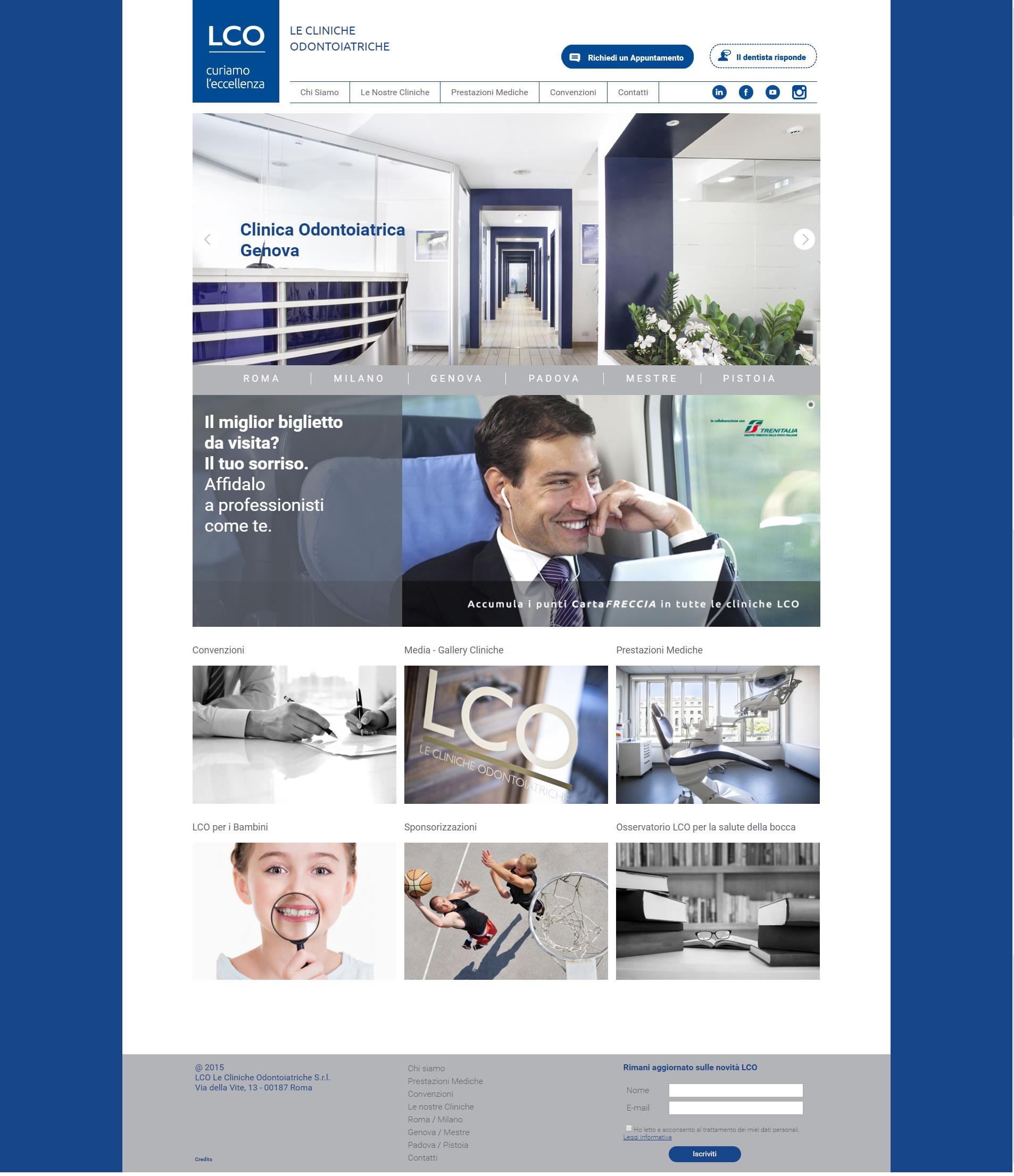 LCO - Le Cliniche Odontoiatriche