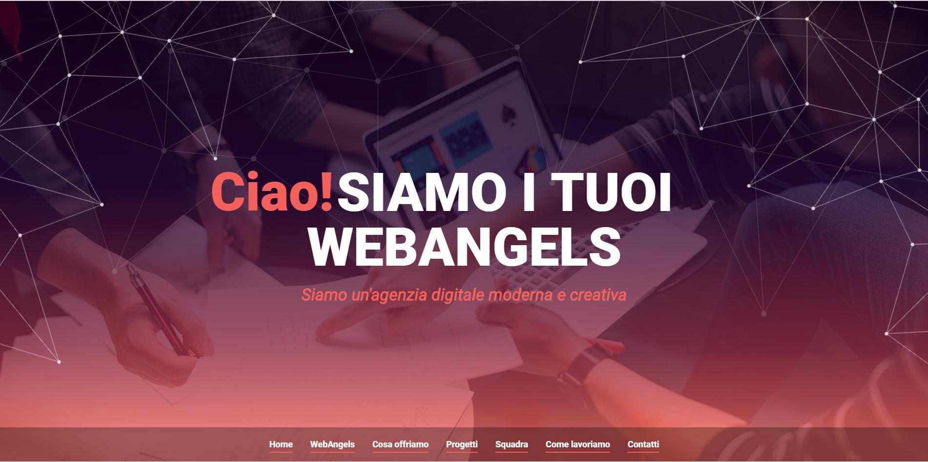 Web Angels - Agenzia Web specializzata nella gestione di centri estetici a roma