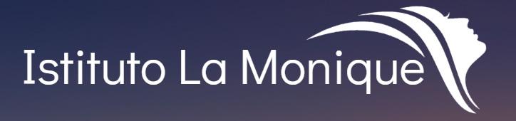 logo istituto la monique grafica agenzia digitale roma