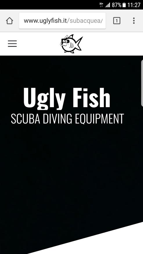 Ugly Fish - officine subacquee - Chiara Parisi - Giulio Angeloro - VideoproHD