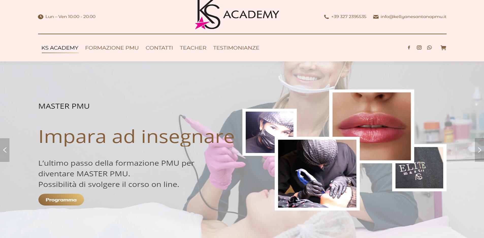 KS Academy e-commerce e-learning di WAParisi